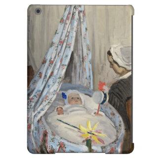 Claude Monet el | la cuna, Camilo con el hijo Jean Carcasa Para iPad Air