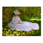 Claude Monet: El lector Postales