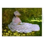 Claude Monet: El lector Tarjeton