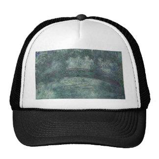 Claude Monet - el puente japonés Gorra