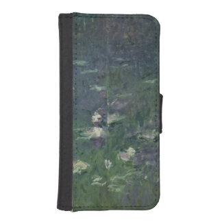Claude Monet el | Waterlilies: Mañana, 1914-18 Carteras