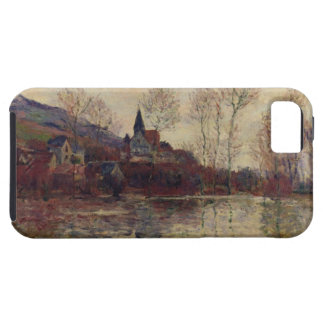 Claude Monet | Floods at Giverny iPhone SE/5/5s Case