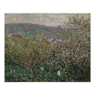 Claude Monet | Fruit Pickers, 1879 Poster