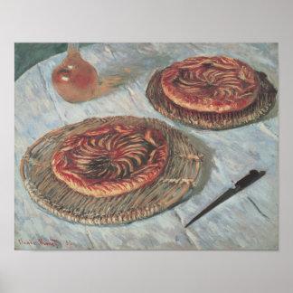 Claude Monet | Fruit Tarts, 1882 Poster
