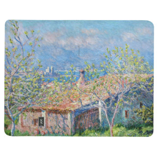Claude Monet: Gardeners House at Antibes Journal