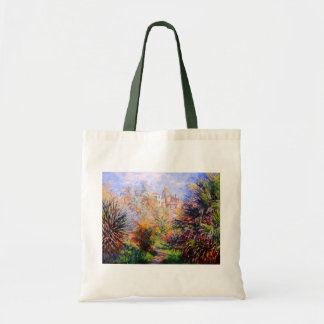Claude Monet: Gardens of the Villa Moreno Bordighe Tote Bag