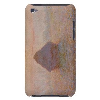 Claude Monet | Grainstack, Sun in the Mist iPod Touch Case