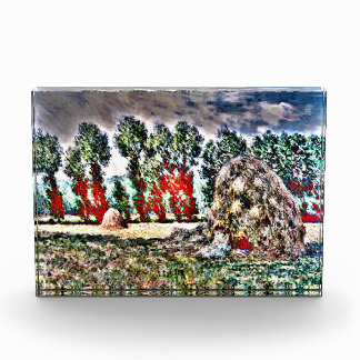 Claude Monet - Haystack en Giverny