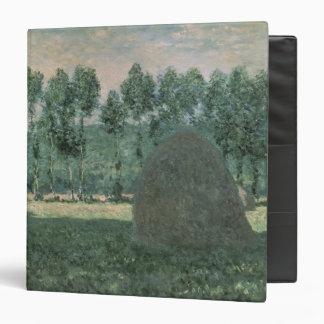 Claude Monet   Haystacks near Giverny, c.1884-89 Binder