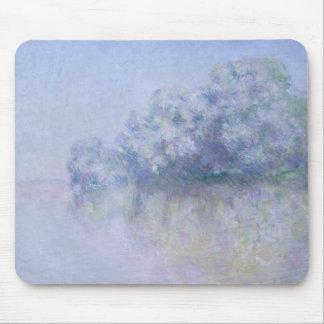 Claude Monet - Ile aux Orties near Vernon Mouse Pad