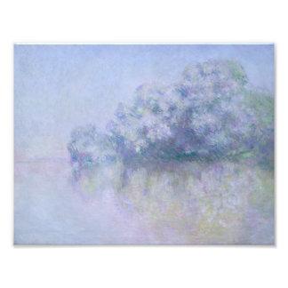 Claude Monet - Ile aux Orties near Vernon Photo Print