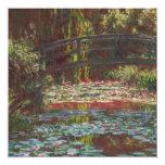 Claude Monet * Invitación Personalizada