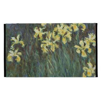 Claude Monet - iris amarillos