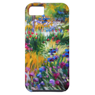 Claude Monet: Iris Garden by Giverny iPhone 5 Covers