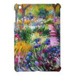 Claude Monet: Iris Garden by Giverny Case For The iPad Mini