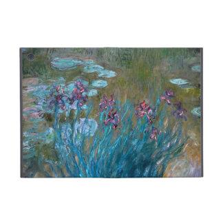 Claude Monet: Iris y lirios de agua iPad Mini Protector