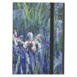 Claude Monet: Irises iPad Cover