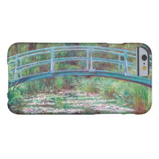 Claude Monet Japanese Footbridge Barely There iPhone 6 Case