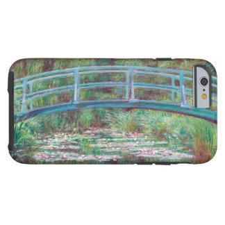 Claude Monet Japanese Footbridge Vintage Fine Art Tough iPhone 6 Case