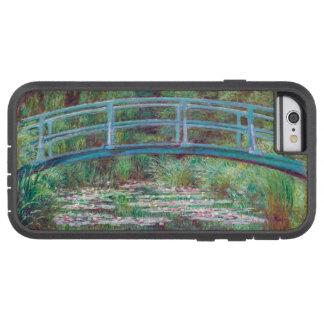 Claude Monet Japanese Footbridge Vintage Fine Art Tough Xtreme iPhone 6 Case