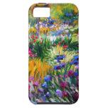 Claude Monet: Jardín del iris por Giverny iPhone 5 Protector