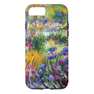 Claude Monet: Jardín del iris por Giverny Funda iPhone 7