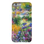 Claude Monet: Jardín del iris por Giverny Funda Para iPhone 6 Barely There