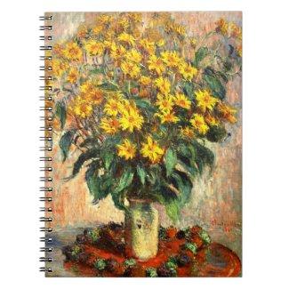 Claude Monet: Jerusalem Artichokes