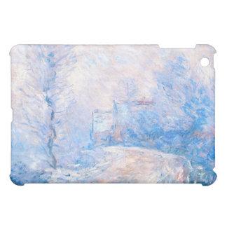 Claude Monet: La entrada a Giverny debajo de la
