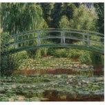 Claude Monet - la pasarela japonesa Escultura Fotográfica