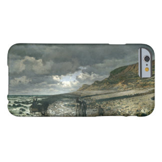 Claude Monet - La Pointe de la Hève at Low Tide Barely There iPhone 6 Case