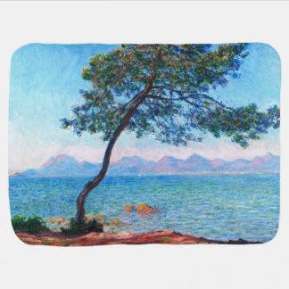 Claude Monet: Las montañas de Esterel Mantas De Bebé