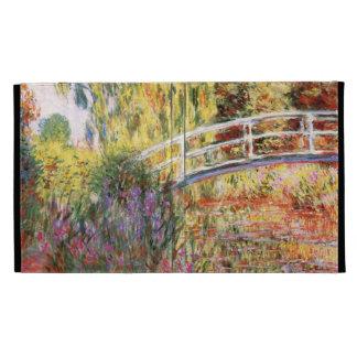 Claude Monet Le Bassin iPad Folio Cases