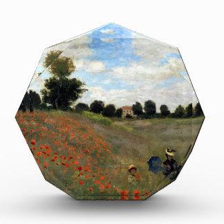 Claude Monet - Les Coquelicots Award