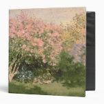 Claude Monet | Lilac in the Sun, 1873 Binder
