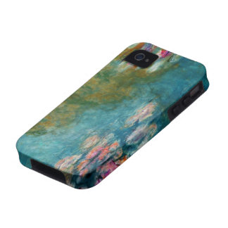Claude Monet, Lily Pond at Giverny Case-Mate iPhone 4 Covers