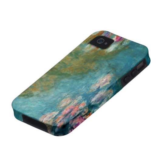Claude Monet, Lily Pond at Giverny iPhone 4/4S Cover