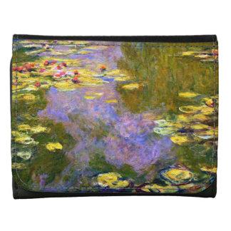 Claude Monet: Lirios de agua