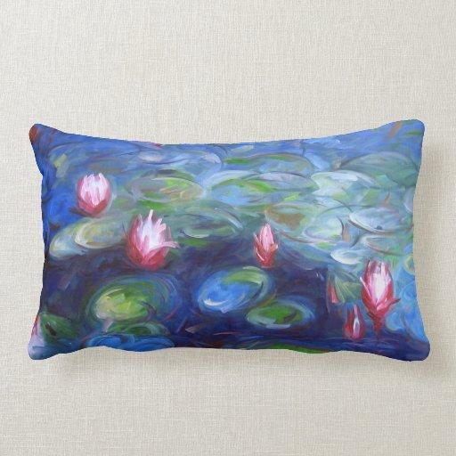 Claude Monet: Lirios de agua 2 Almohada