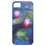 Claude Monet: Lirios de agua 2 iPhone 5 Case-Mate Cárcasa