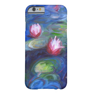 Claude Monet: Lirios de agua 2 Funda De iPhone 6 Barely There