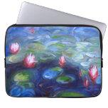 Claude Monet: Lirios de agua 2 Funda Ordendadores