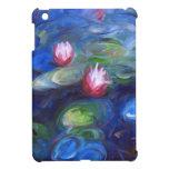 Claude Monet: Lirios de agua 2 iPad Mini Carcasa