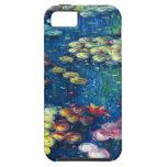 Claude Monet: Lirios de agua 3 iPhone 5 Protectores