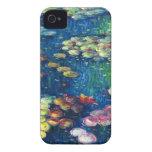 Claude Monet: Lirios de agua 3 Case-Mate iPhone 4 Cárcasas