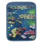 Claude Monet: Lirios de agua 3 Funda Para iPads