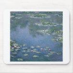Claude Monet - lirios de agua - Ryerson 1906 Alfombrillas De Ratón