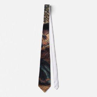 Claude Monet: Madame Monet Embroidering
