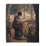 Claude Monet: Madame Monet Embroidering iPad Cases