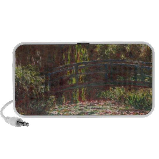 Claude Monet Mini Speaker